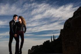 reportaje pre boda montserrat barcelona