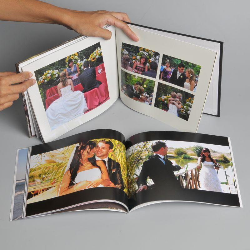 El libro de boda studio boda reportajes de autor - Albunes de fotos caseros ...
