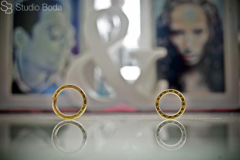 Madrid, Reportaje de Boda Wedding Rings