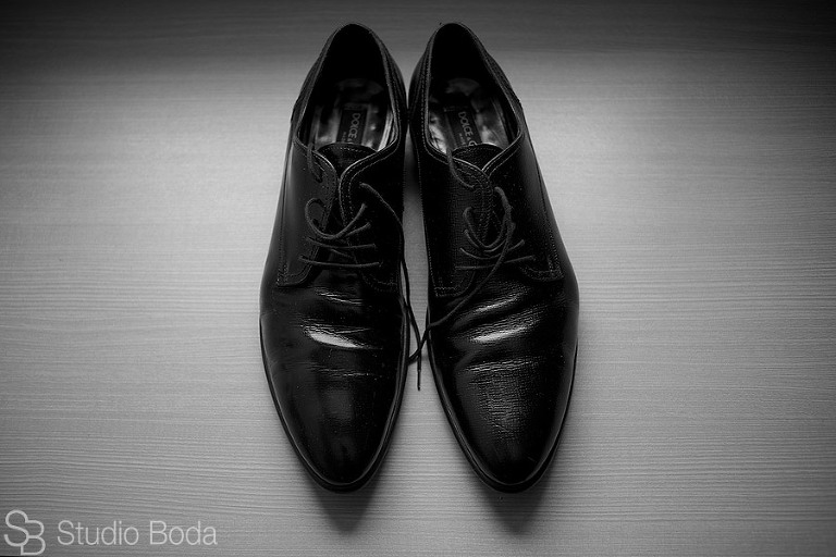 Madrid, Reportaje de Boda. Zapatos de Novio
