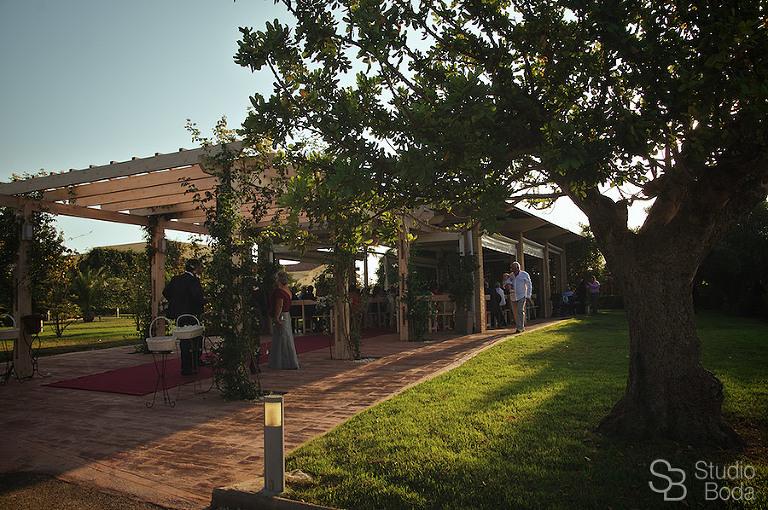 Foto de una boda andaluz jardin de azahares studio boda - Jardin de azahares ...