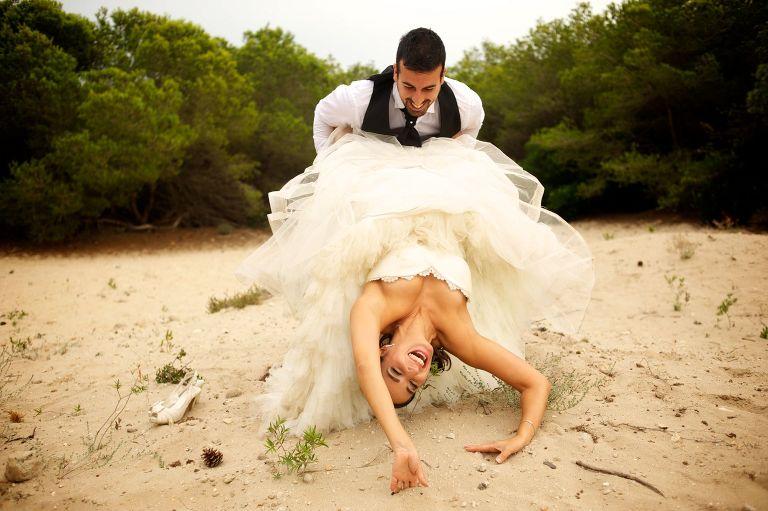foto boda original